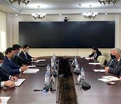 BIG PHARMA ROCHE планирует укрепить сотрудничество с Казахстаном